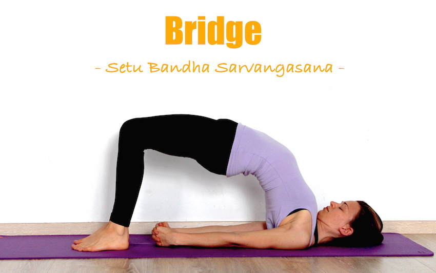 How to do bridge pose: Step by step Instructions and more