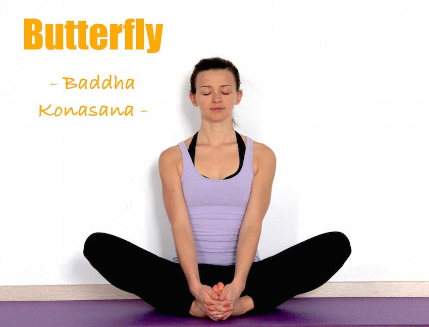 How To Do Baddha Konasana