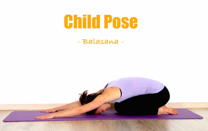 How To Do Child Pose Yoga Poses Step By Step Explained